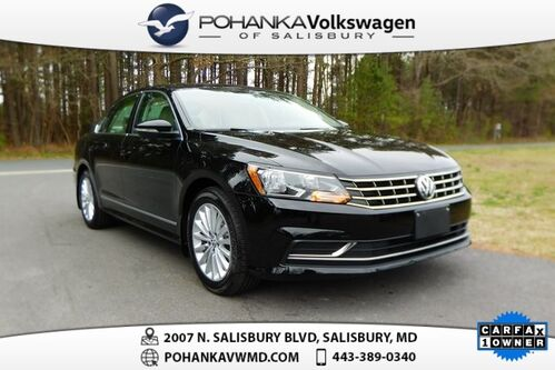 2016_Volkswagen_Passat_1.8T SE ** ONE OWNER ** LEATHER SUNROOF **_ Salisbury MD