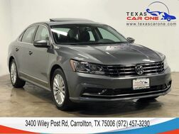 2016_Volkswagen_Passat_1.8T SE AUTOMATIC SUNROOF LEATHER HEATED SEATS REAR CAMERA BLUET_ Carrollton TX