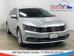 2016_Volkswagen_Passat_1.8T SE AUTOMATIC SUNROOF LEATHER HEATED SEATS REAR CAMERA BLUETOOTH_ Carrollton TX