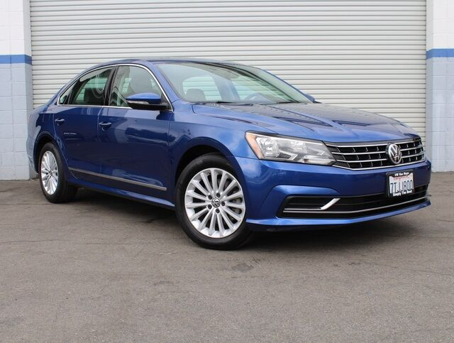 2016 Volkswagen Passat 1.8T SE City of Industry CA