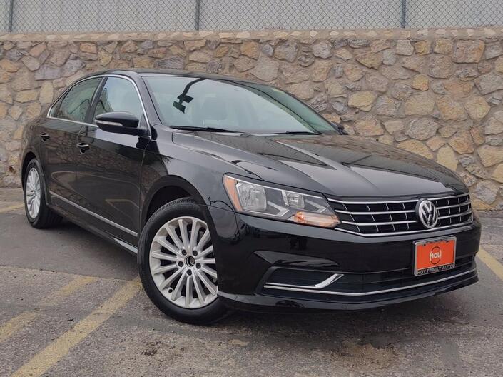 2016 Volkswagen Passat 1.8T SE El Paso TX