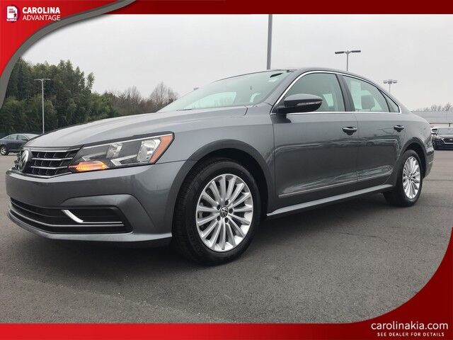 2016 Volkswagen Passat 1.8T SE High Point NC
