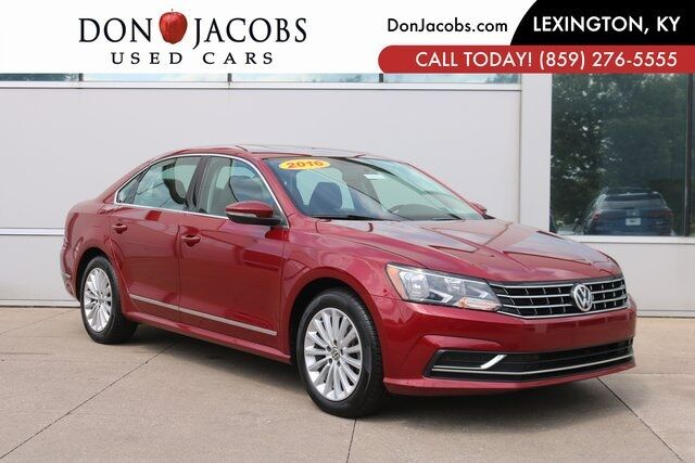 2016 Volkswagen Passat 1.8T SE Lexington KY