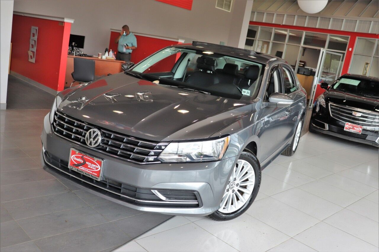 2016 Volkswagen Passat 1.8T SE Sunroof Backup Camera Springfield NJ