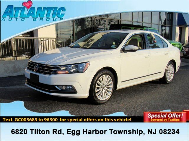 2016 Volkswagen Passat 1.8T SE w/Technology Egg Harbor Township NJ