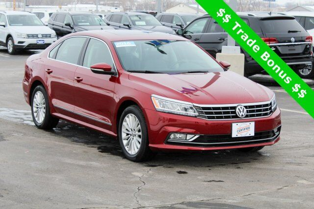 2016 Volkswagen Passat 1.8T SE w/Technology Green Bay WI