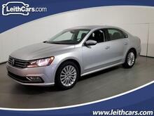 2016_Volkswagen_Passat_4dr Sdn 1.8T Auto SE w/Technology_ Cary NC