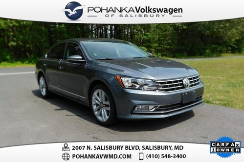 2016_Volkswagen_Passat_SEL ** ONE OWNER ** SUNROOF NAVI **_ Salisbury MD