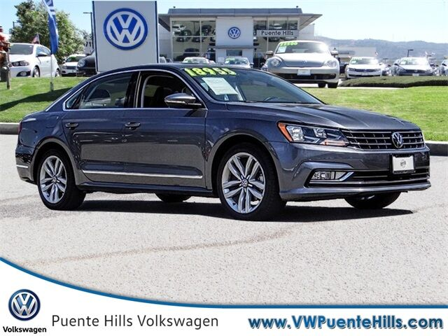 2016 Volkswagen Passat SEL City of Industry CA