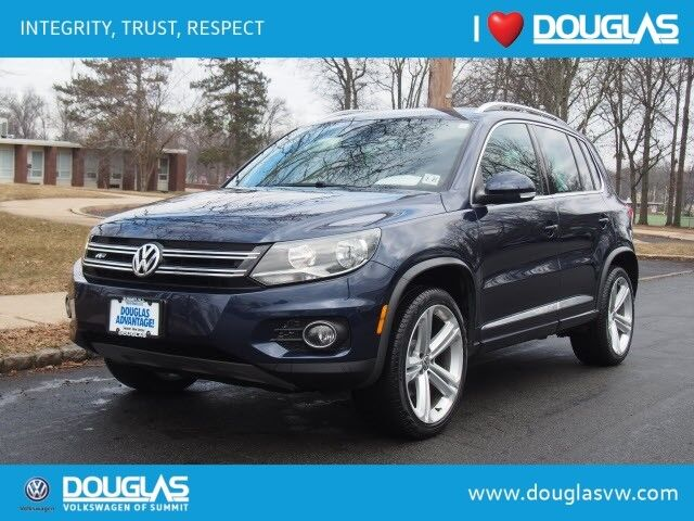 2016 Volkswagen Tiguan 2.0T R-Line 4Motion Summit NJ