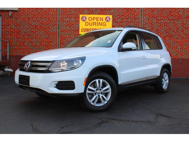 2016 Volkswagen Tiguan 2.0T S 4Motion Kansas City KS