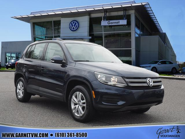 2016 Volkswagen Tiguan 2.0T S 4Motion West Chester PA
