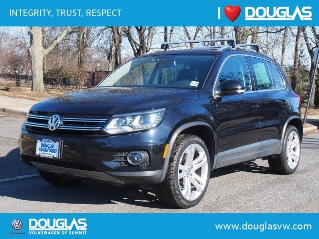 2016 Volkswagen Tiguan 2.0T SEL 4Motion Summit NJ