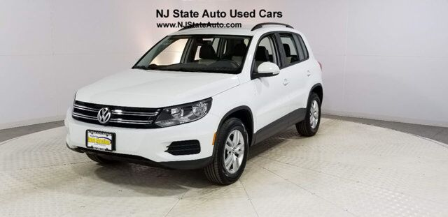 2016 Volkswagen Tiguan 2.0T SEL w/ 4Motion 4dr Automatic