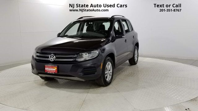 2016 Volkswagen Tiguan 2.0T SEL w/ 4Motion 4dr Automatic Jersey City NJ