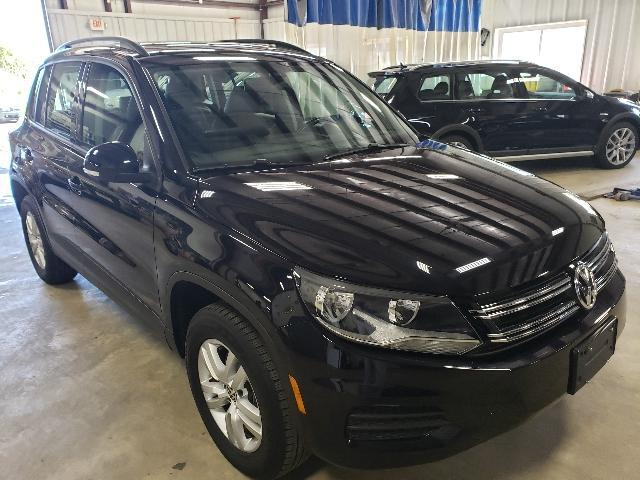 2016 Volkswagen Tiguan 4MOTION 4dr Auto S Pittsfield MA
