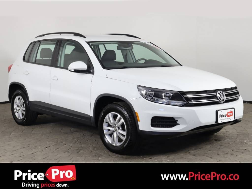 2016 Volkswagen Tiguan 4Motion w/Heated Leather Maumee OH