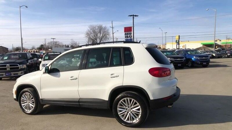 2016 Volkswagen Tiguan Comfortline AWD PREVIOUS DAILY RENTAL Greater Sudbury ON