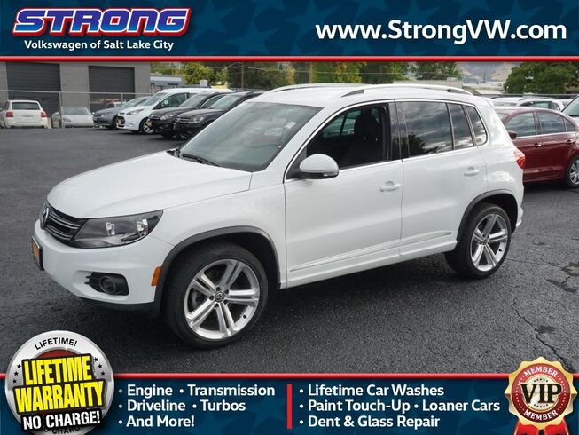 2016 Volkswagen Tiguan R-LINE Salt Lake City UT