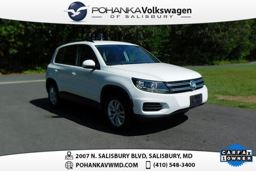 2016_Volkswagen_Tiguan_S ** ONE OWNER ** 0% FINANCING AVAILABLE **_ Salisbury MD