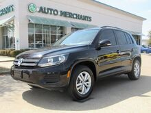 2016_Volkswagen_Tiguan_S 2.0L Turbocharged, 4 Cylinder Engine Auxiliary Audio Input, Back-Up Camera, Bluetooth Connection_ Plano TX