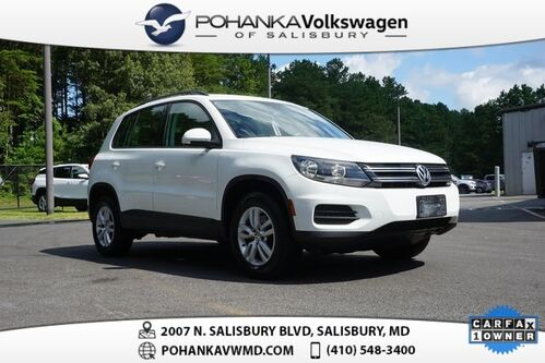 2016_Volkswagen_Tiguan_S 4Motion ** 0% FINANCING AVAILABLE **_ Salisbury MD