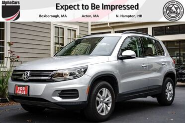 2016_Volkswagen_Tiguan_S 4Motion_ Boxborough MA