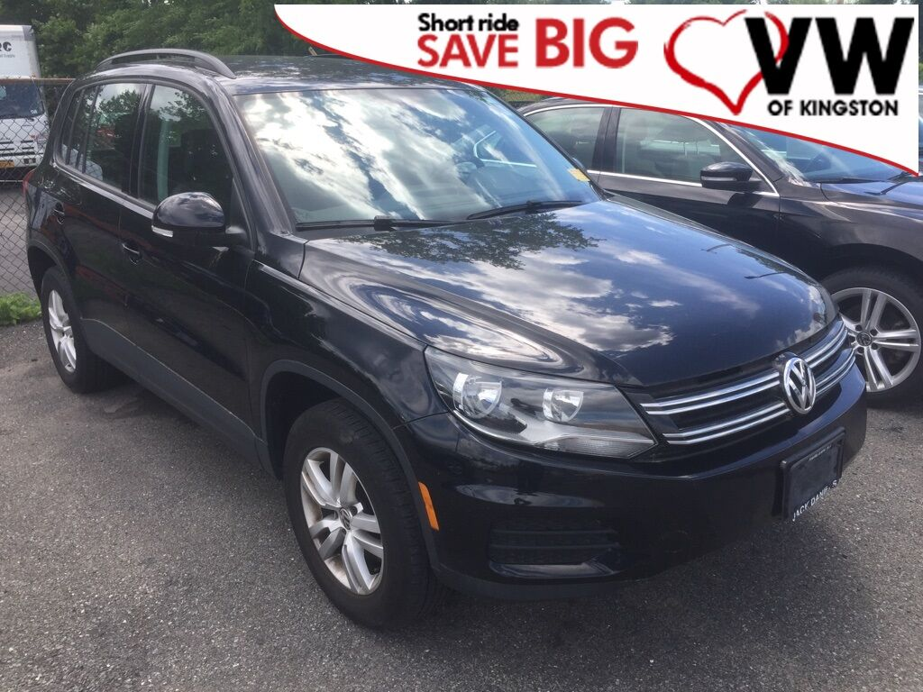 2016_Volkswagen_Tiguan_S 4Motion_ Kingston NY