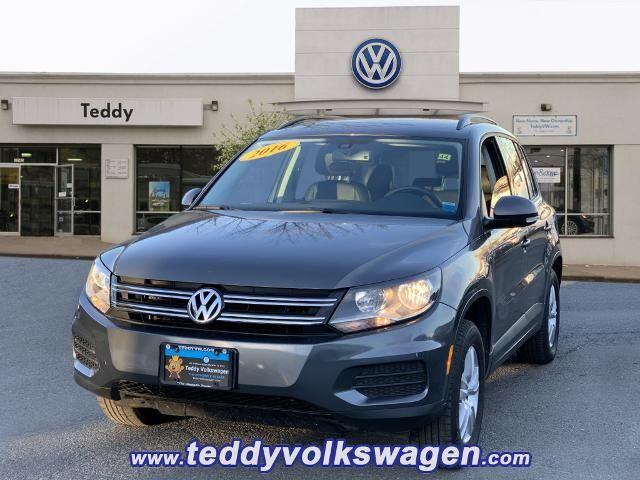 2016 Volkswagen Tiguan S Bronx NY