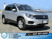 2016_Volkswagen_Tiguan_S_ South Jersey NJ