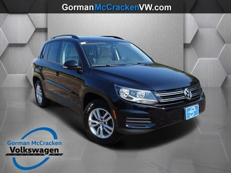 2016_Volkswagen_Tiguan_S_ Longview TX