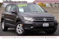 2016_Volkswagen_Tiguan_S_ Roseville CA
