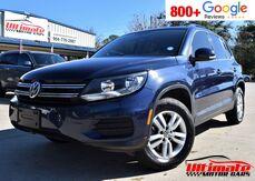 2016_Volkswagen_Tiguan_S_ Saint Augustine FL