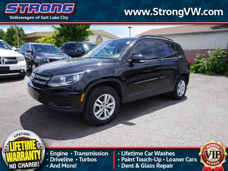 2016_Volkswagen_Tiguan_S_ Salt Lake City UT
