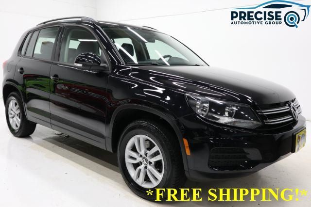 2016 Volkswagen Tiguan SE 4Motion Chantilly VA