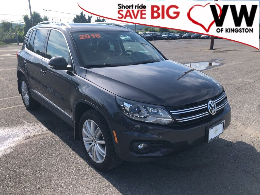 2016_Volkswagen_Tiguan_SE 4Motion_ Kingston NY