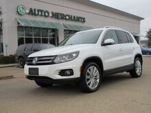 2016_Volkswagen_Tiguan_SE 4Motion, Navigation Panoramic Roof, Back-Up Camera, Bluetooth Connec_ Plano TX