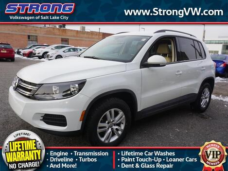 2016_Volkswagen_Tiguan_SE 4Motion_ Salt Lake City UT
