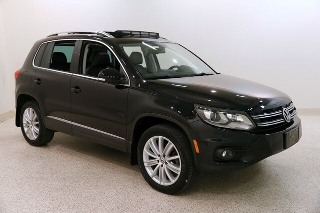 2016 Volkswagen Tiguan SE 4motion W/ Pano roof Mentor OH