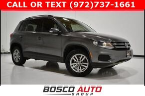 Used Volkswagen Tiguan Flower Mound Tx
