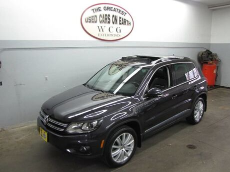 2016 Volkswagen Tiguan SE Holliston MA