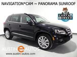 2016 Volkswagen Tiguan SE *NAVIGATION, PANORAMA MOONROOF, BACKUP-CAMERA, TOUCH SCREEN, HEATED SEATS, ALLOY WHEELS, BLUETOOTH PHONE & AUDIO