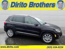 2016_Volkswagen_Tiguan_SE_ Walnut Creek CA