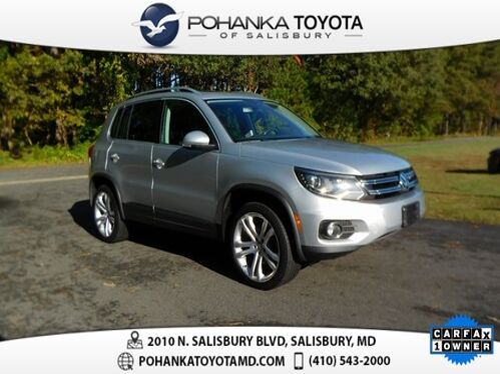 2016_Volkswagen_Tiguan_SEL 4Motion_ Salisbury MD