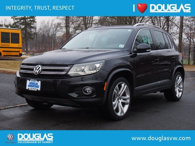 2016 Volkswagen Tiguan SEL Summit NJ