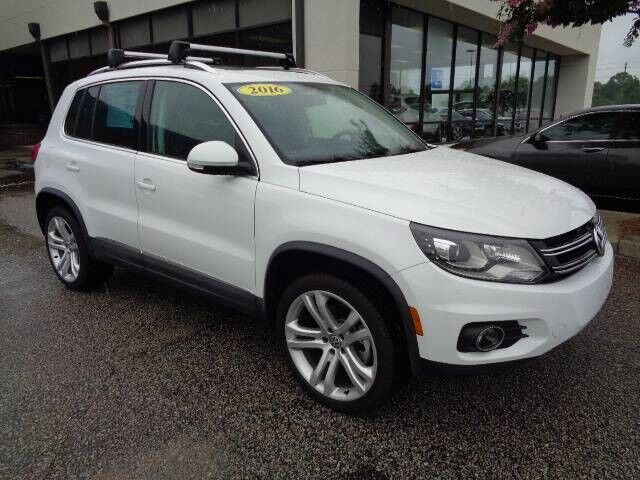 2016 VW Tiguan SEL with 4MOTION® | Volkswagen