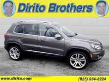 2016_Volkswagen_Tiguan_SEL_ Walnut Creek CA