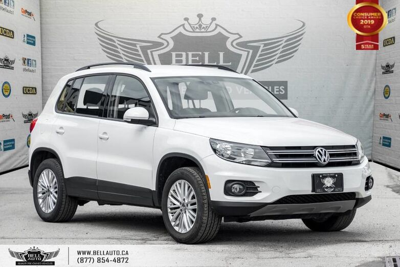 2016 Volkswagen Tiguan Special Edition, AWD, BACK-UP CAM, SENSORS, PUSH START, BLUETOOTH Toronto ON