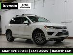 2016 Volkswagen Touareg Lux Adaptive Cruise Control Lane Assist Back-Up Cam