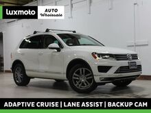 2016_Volkswagen_Touareg_Lux Adaptive Cruise Control Lane Assist Back-Up Cam_ Portland OR